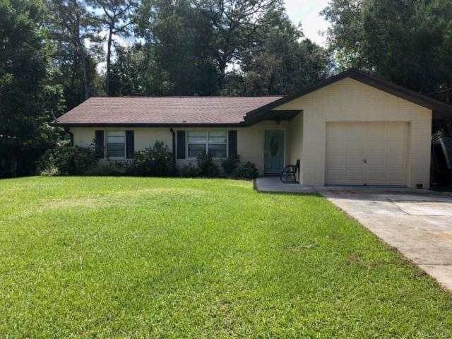 7250 W Porpoise Drive, Homosassa, FL 34446 (MLS #777240) :: Plantation Realty Inc.
