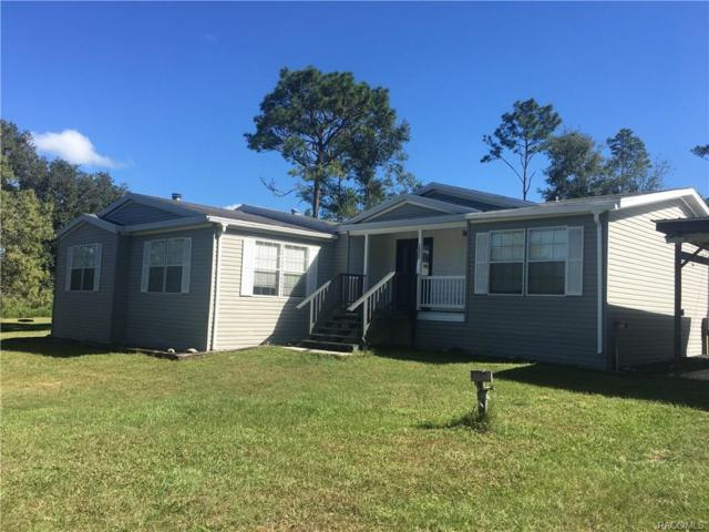 10457 S Evans Point, Inverness, FL 34452 (MLS #777252) :: Plantation Realty Inc.