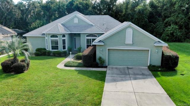 3456 N Chandler Drive, Hernando, FL 34442 (MLS #777290) :: Plantation Realty Inc.
