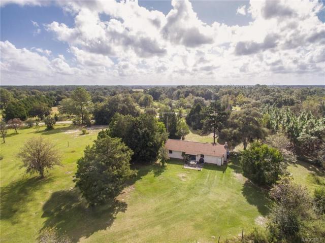 7570 N Nathan Point, Crystal River, FL 34428 (MLS #777315) :: Plantation Realty Inc.