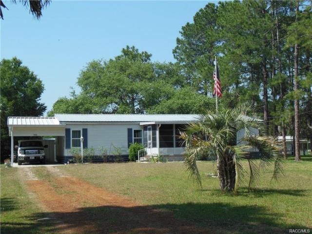 7171 W Vantage Lane, Homosassa, FL 34448 (MLS #777329) :: Plantation Realty Inc.