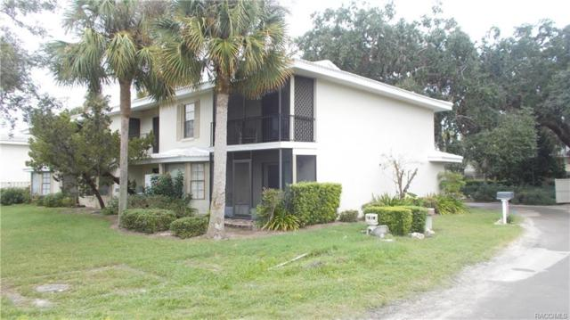 1260 N Seagull Point #144, Crystal River, FL 34429 (MLS #777330) :: Plantation Realty Inc.