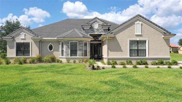 1638 N Eagle Ridge Path, Hernando, FL 34442 (MLS #777339) :: Plantation Realty Inc.
