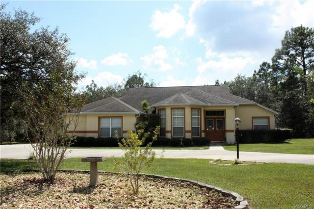 1950 W La Bonte Circle, Beverly Hills, FL 34465 (MLS #777359) :: Plantation Realty Inc.