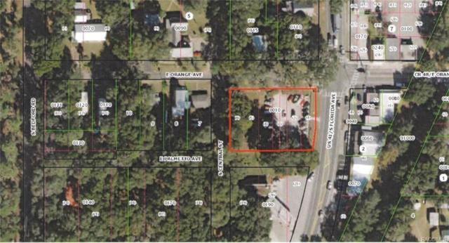 7780 S Florida Avenue, Floral City, FL 34436 (MLS #777363) :: Plantation Realty Inc.