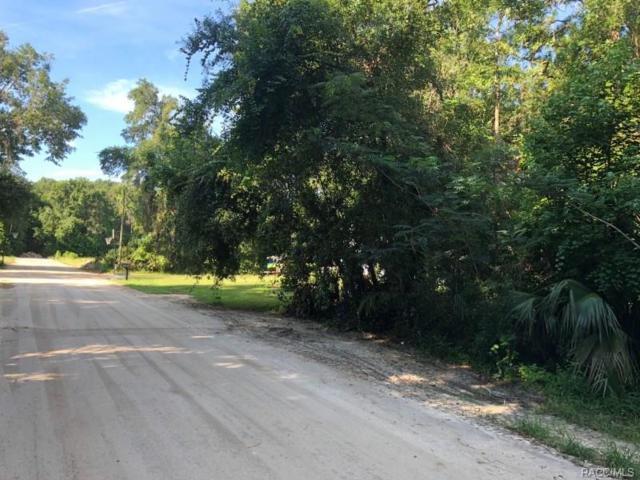 3408 N Olive Avenue, Crystal River, FL 34428 (MLS #777367) :: Plantation Realty Inc.