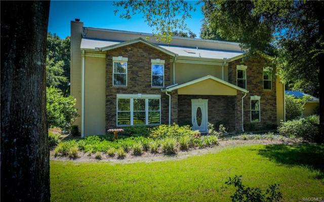 10218 E Trails End Road, Floral City, FL 34436 (MLS #777392) :: Plantation Realty Inc.