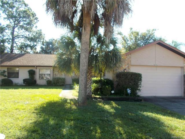 9150 W Harbor Isle Court, Crystal River, FL 34429 (MLS #777394) :: Plantation Realty Inc.