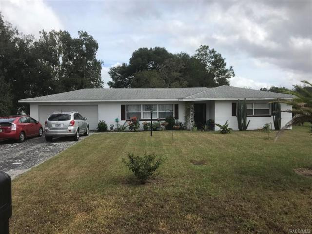 316 Hiawatha Avenue, Inverness, FL 34452 (MLS #777471) :: Plantation Realty Inc.