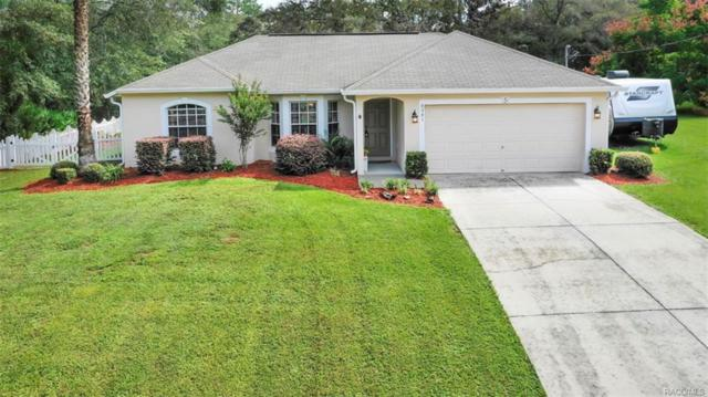 8981 N Lisa Terrace, Citrus Springs, FL 34433 (MLS #777526) :: Plantation Realty Inc.