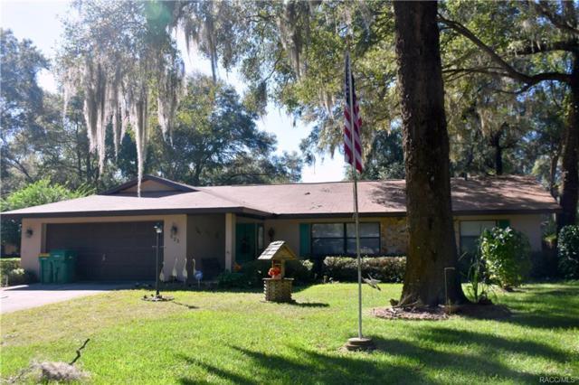 525 Hiawatha Avenue, Inverness, FL 34452 (MLS #777605) :: Plantation Realty Inc.