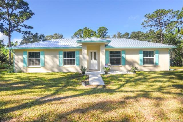 4578 N Tallahassee Road, Crystal River, FL 34428 (MLS #777615) :: Plantation Realty Inc.