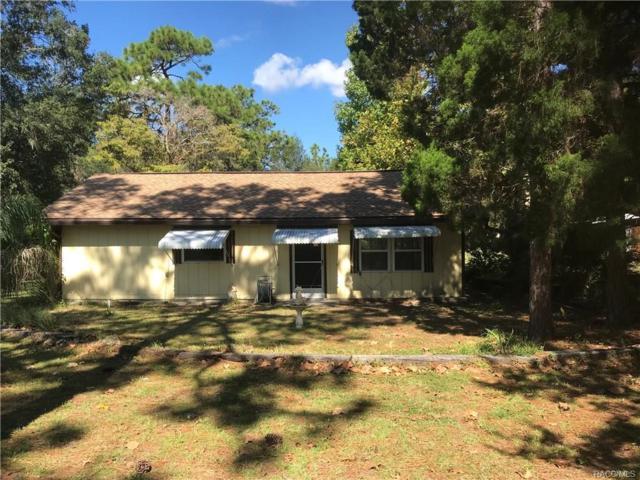 1930 S Melanie Drive, Homosassa, FL 34448 (MLS #777639) :: Plantation Realty Inc.