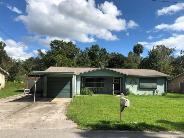 475 S Little John Avenue, Inverness, FL 34450 (MLS #777699) :: Pristine Properties