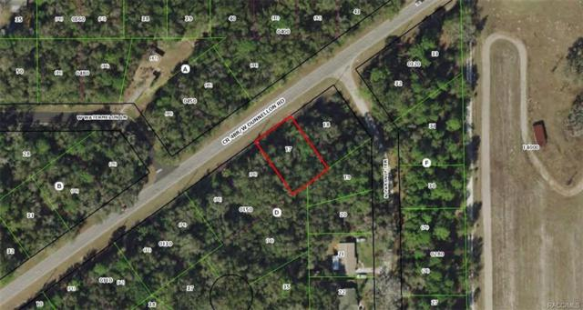 9568 W Dunnellon Road, Crystal River, FL 34428 (MLS #777703) :: Plantation Realty Inc.