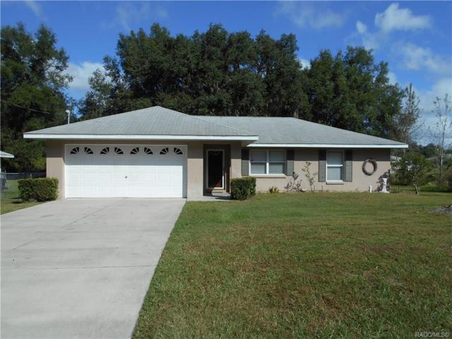 3891 E Bennett Street, Inverness, FL 34453 (MLS #777742) :: Plantation Realty Inc.