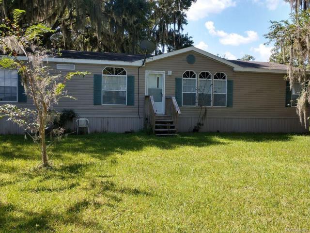 10924 N Peeler Point, Crystal River, FL 34428 (MLS #777752) :: Plantation Realty Inc.