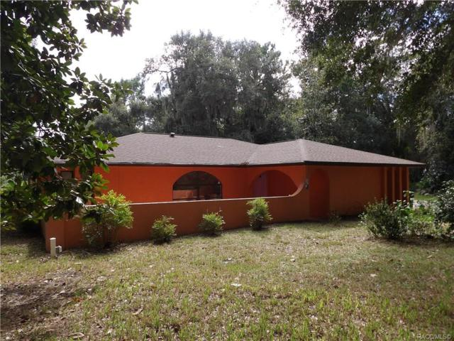 24 N Shadow Wood Drive, Inverness, FL 34450 (MLS #777763) :: Plantation Realty Inc.