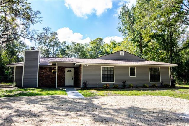 8080 W Jonathan Lane, Crystal River, FL 34429 (MLS #777773) :: Plantation Realty Inc.