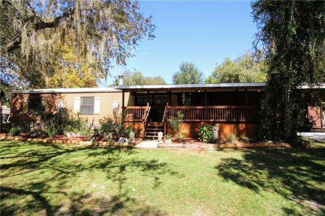 3602 E Lazy River Drive, Dunnellon, FL 34434 (MLS #777776) :: Plantation Realty Inc.