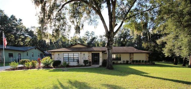 805 Windy Avenue, Inverness, FL 34452 (MLS #777778) :: Plantation Realty Inc.