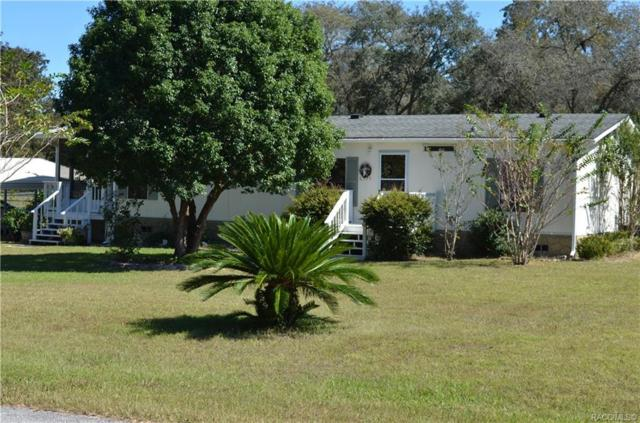 6515 S Esmeralda Terrace, Lecanto, FL 34461 (MLS #777783) :: Plantation Realty Inc.