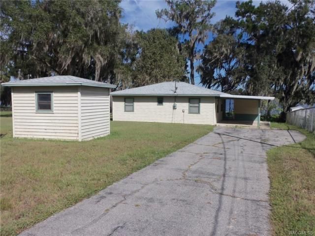 7647 W Riverbend Road, Dunnellon, FL 34433 (MLS #777819) :: Plantation Realty Inc.