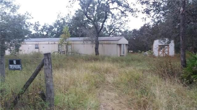 4468 Alita Terrace, Homosassa, FL 34446 (MLS #777882) :: Plantation Realty Inc.