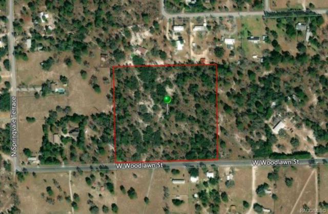 5693 W Woodlawn Street, Dunnellon, FL 34433 (MLS #777969) :: Plantation Realty Inc.