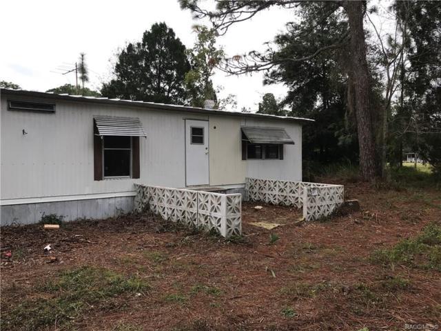 8050 W Mayfair Drive, Homosassa, FL 34448 (MLS #777979) :: Plantation Realty Inc.