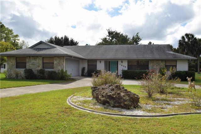 7606 W Golf Club Street, Crystal River, FL 34429 (MLS #777996) :: Plantation Realty Inc.