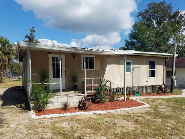 4060 N Bloom Point, Crystal River, FL 34428 (MLS #778033) :: Plantation Realty Inc.