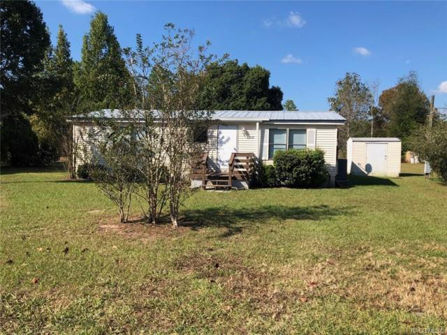 8122 N Princess Avenue, Dunnellon, FL 34433 (MLS #778036) :: Plantation Realty Inc.