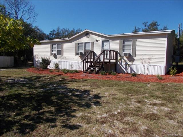 6352 N Cherrytree, Hernando, FL 34442 (MLS #778055) :: Plantation Realty Inc.
