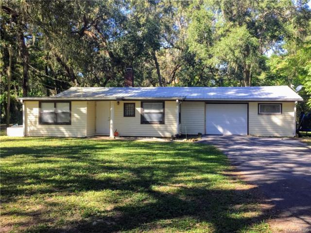 468 S Little John Avenue, Inverness, FL 34450 (MLS #778061) :: Plantation Realty Inc.