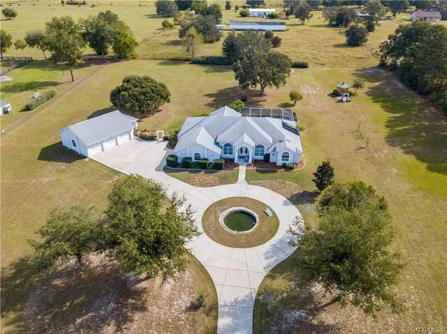 5293 S Rovan Point, Lecanto, FL 34461 (MLS #778135) :: Plantation Realty Inc.