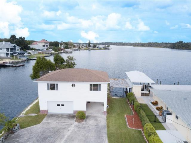 2250 N Kings Cove Point, Crystal River, FL 34429 (MLS #778138) :: Plantation Realty Inc.