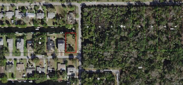 0 NW 18th Street, Crystal River, FL 34428 (MLS #778204) :: Plantation Realty Inc.