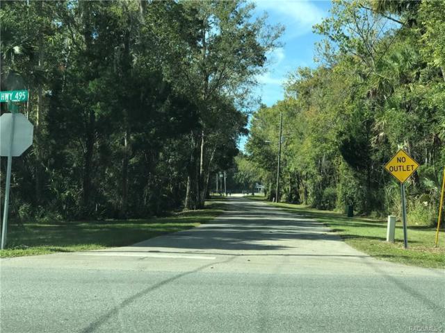 TBD NW 1st Avenue, Crystal River, FL 34428 (MLS #778220) :: Plantation Realty Inc.