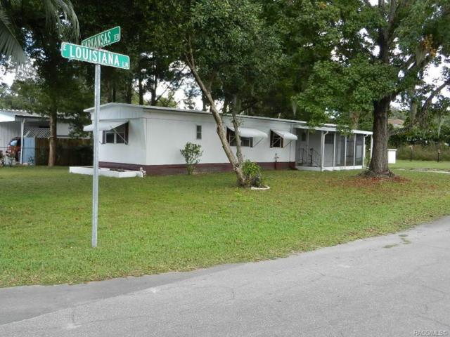 4383 E Louisiana Lane, Hernando, FL 34442 (MLS #778225) :: Plantation Realty Inc.