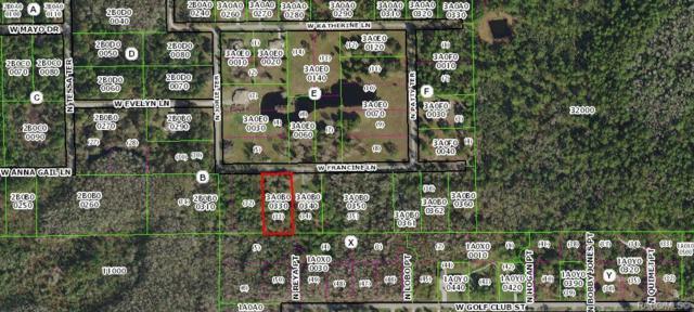 7948 W Francine Lane, Crystal River, FL 34429 (MLS #778233) :: Plantation Realty Inc.