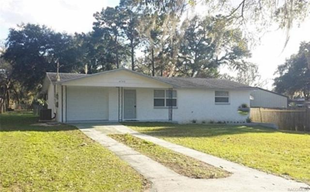 4746 E Yale Lane, Hernando, FL 34442 (MLS #778256) :: Plantation Realty Inc.
