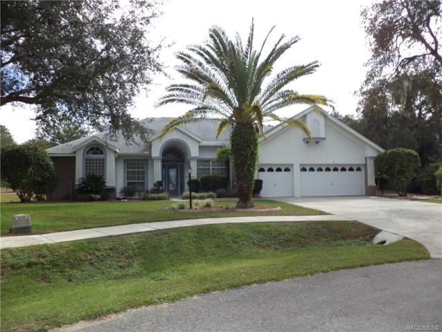 15 W Blue Sage Court, Beverly Hills, FL 34465 (MLS #778265) :: Plantation Realty Inc.