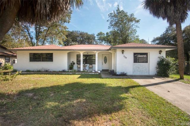 1137 N Van Nortwick Road, Lecanto, FL 34461 (MLS #778269) :: Plantation Realty Inc.