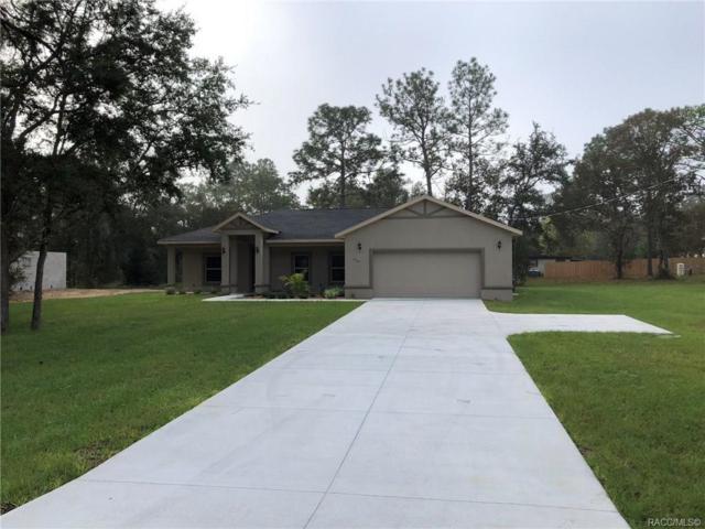 4368 S Lecanto Highway, Lecanto, FL 34461 (MLS #778278) :: Plantation Realty Inc.
