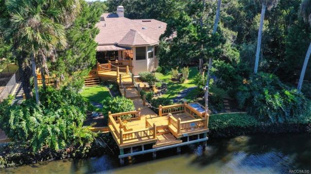5282 S Riverside Drive, Homosassa, FL 34448 (MLS #778287) :: Plantation Realty Inc.