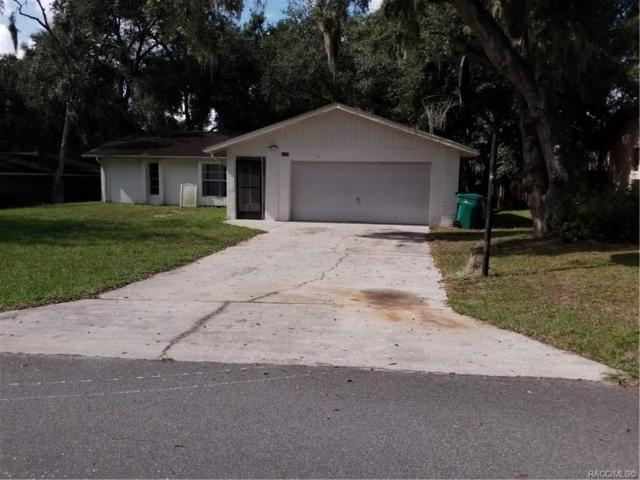 1105 Woodcrest Avenue, Inverness, FL 34453 (MLS #778291) :: Plantation Realty Inc.