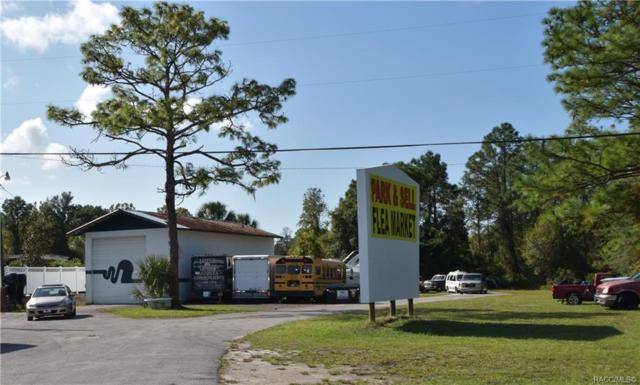 5640 S Suncoast Boulevard, Homosassa, FL 34446 (MLS #778339) :: Plantation Realty Inc.