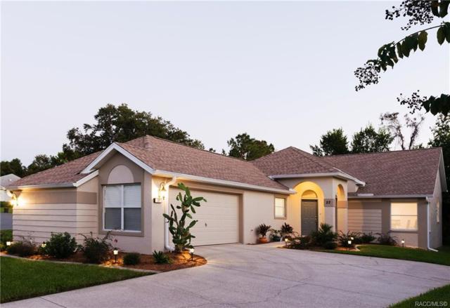 22 Byrsonima Court S, Homosassa, FL 34446 (MLS #778378) :: Plantation Realty Inc.