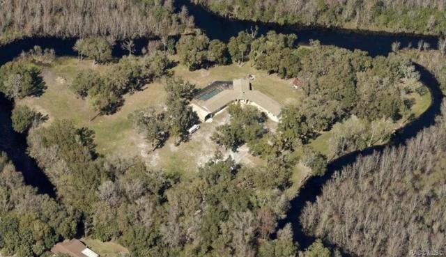 1423 N Lagoon Point, Inverness, FL 34453 (MLS #778400) :: Plantation Realty Inc.